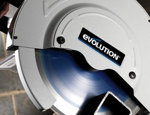 Evolution Power Tools EVOSAW380 15-Inch Steel Cutting Chop Saw Review