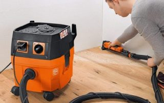 FEIN Turbo I Vacuum Cleaner, 5.8 Gallon