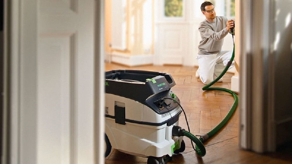 Festool 574930 CT 26 E HEPA Dust Extractor Review