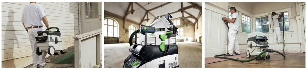 Festool 574930 Dust Extractor