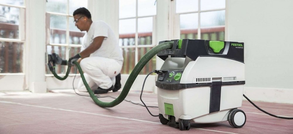 Review of the Festool 575267 CT MIDI HEPA Dust Extractor
