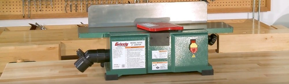 Grizzly G0725 6 by 28-Inch Benchtop Jointer Review