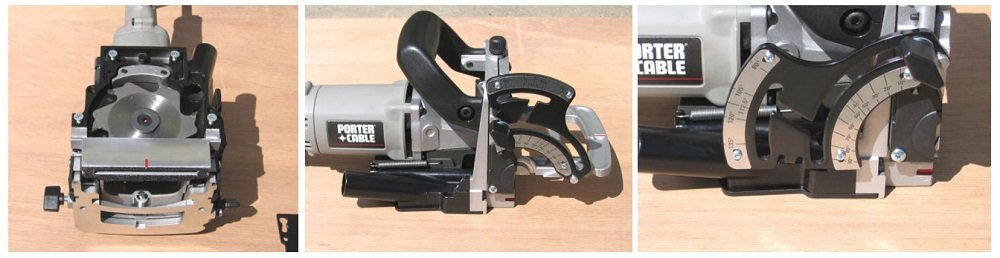 PORTER-CABLE 557 7 Amp Plate Joiner Kit Review