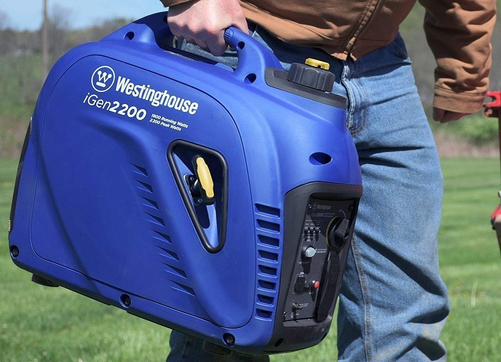 Westinghouse iGen2200 Portable Inverter Generator
