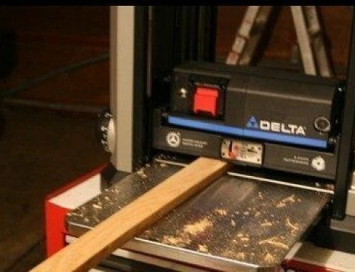 Delta Power Tools 22-590 Portable Planer Review
