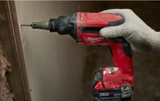 Screw Gun versus Drill