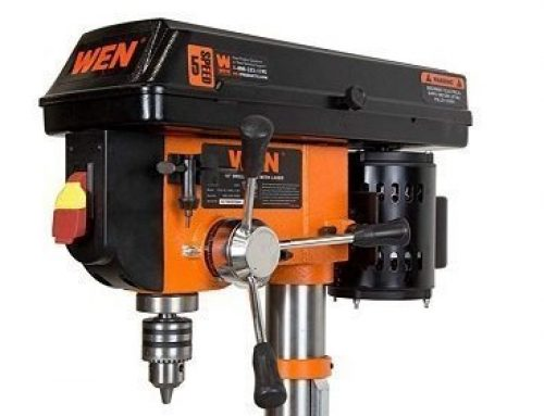 Top 6 Best Drill Presses for Metal/Woodworking/Plastic