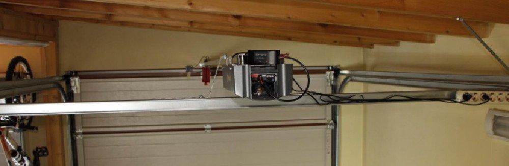NEXX Garage NXG-100b Garage Opener
