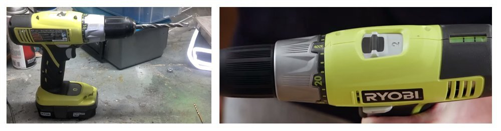 Ryobi P271 One+ 18 Volt Lithium Ion 1/2 Inch 2-Speed Drill Driver