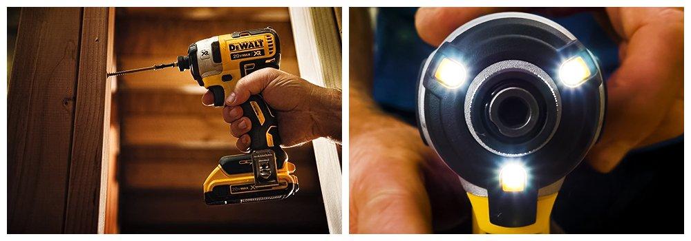 DEWALT DCF887D2 20V Driver Kit