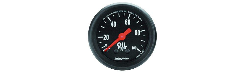 AUTO METER 2604 Oil Pressure Gauge
