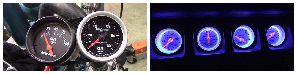 Oil-Pressure-Meters