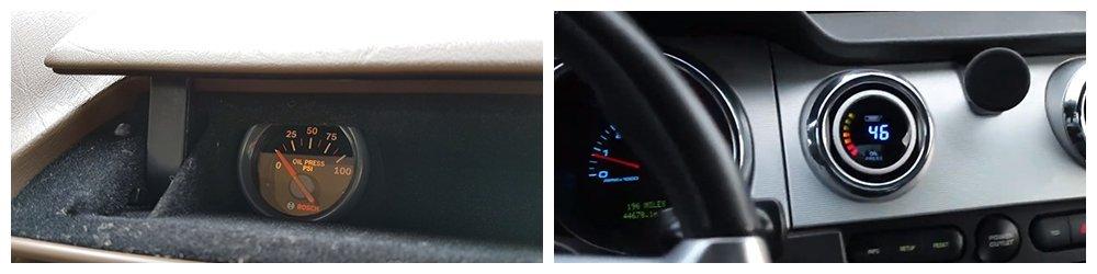Oil Pressure meters for everyday
