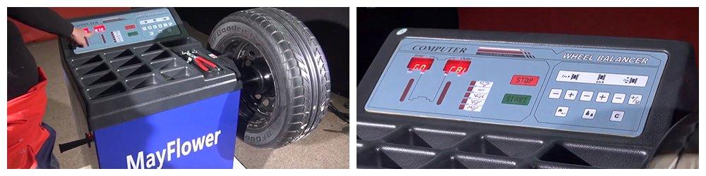 Heavy Duty Power Tire Changer