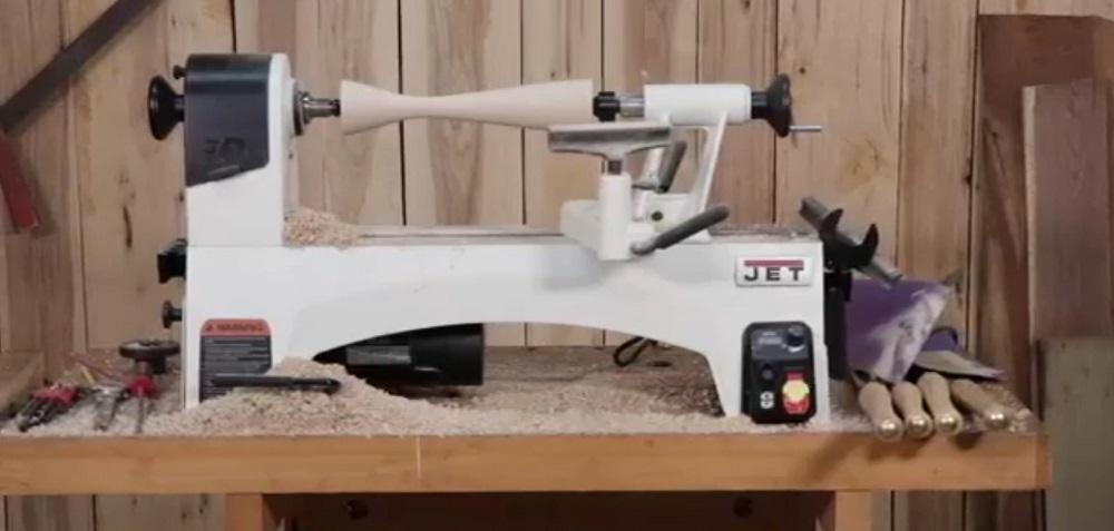 JET JWL-1015 10x 15 Wood Lathe