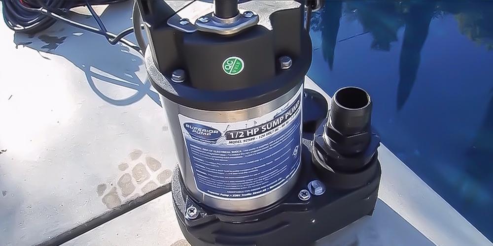 Best Quiet Sump Pumps