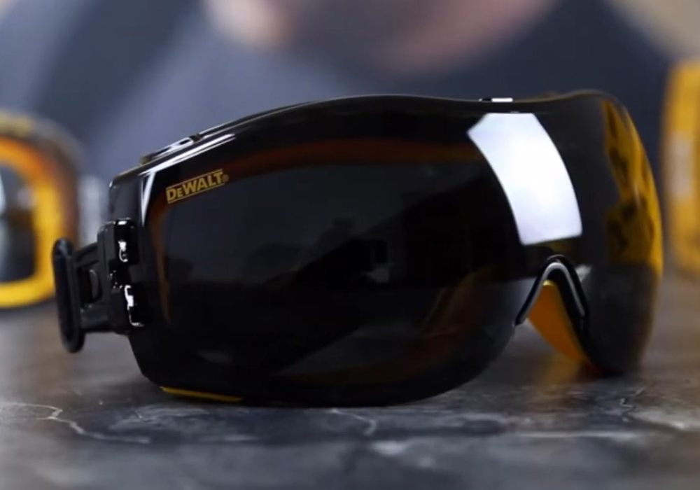 Safety Glasses for Construction