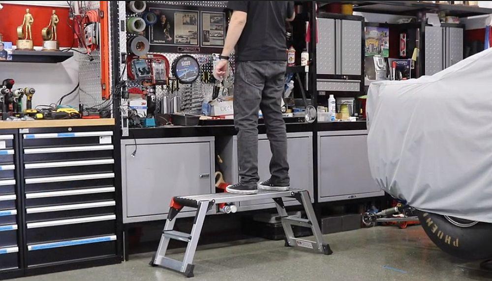 Scissor Lift and Work Platforms